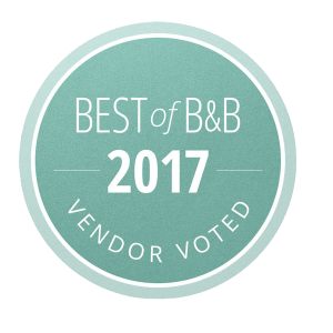Best of B&B Vendor Voted