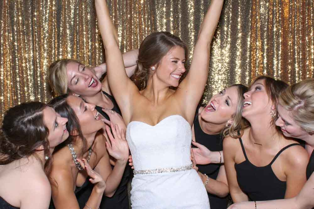 Wedding Photo Booth Rental Savannah - All About You Entertainment 1